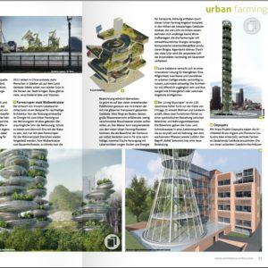 Architektur Fachmagazin: Urban Farming – Urban Gardening