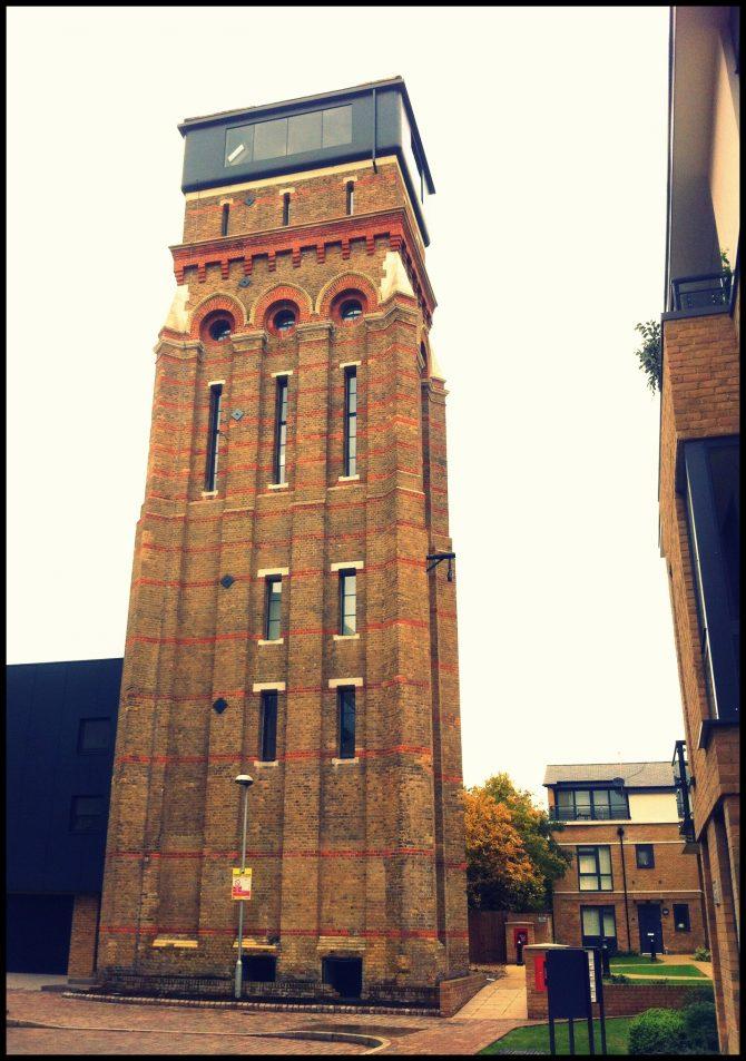 Grand Design, Kennington Water Tower