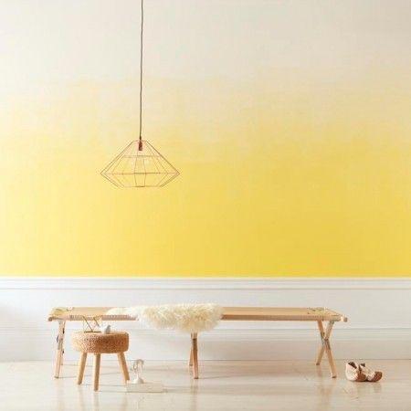 Dip Dye Interiors