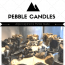 Pebble Candles